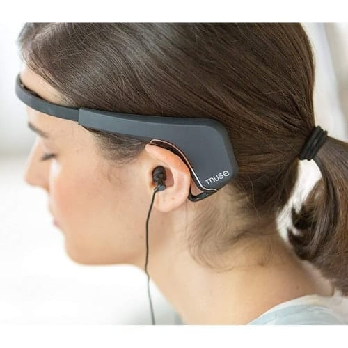 Brain Sensing meditation wellness fitness Headband iwantthisandthat2