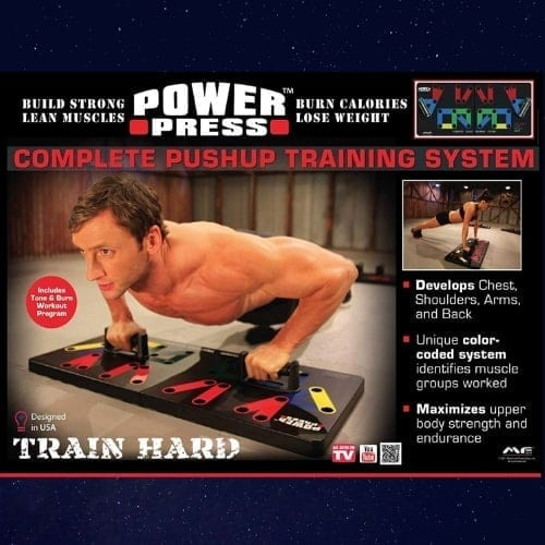 Push Up Board System fitness workout tonned body iwantthisandthat2 gifts