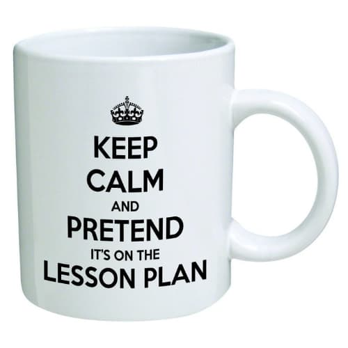 keep calm teacher mug gifts iwantthisandthat2