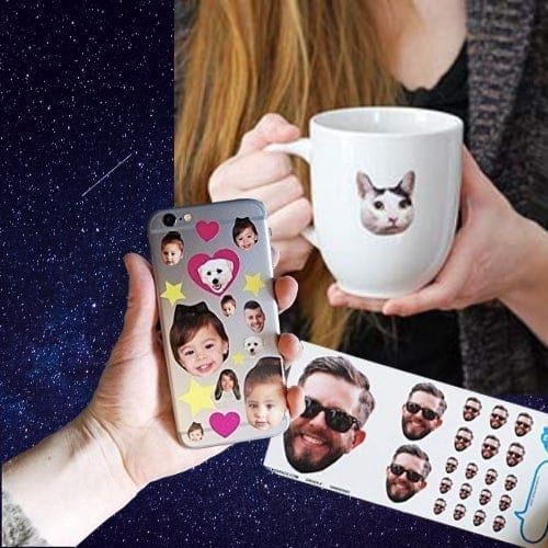 Custom photo stickers iwantthisandthat2