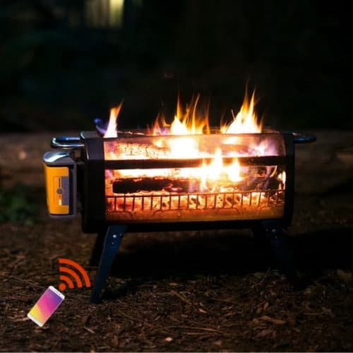 Outdoor-Smokeless-Grill-Fire-Pit-gift-iwantthisandthat2-