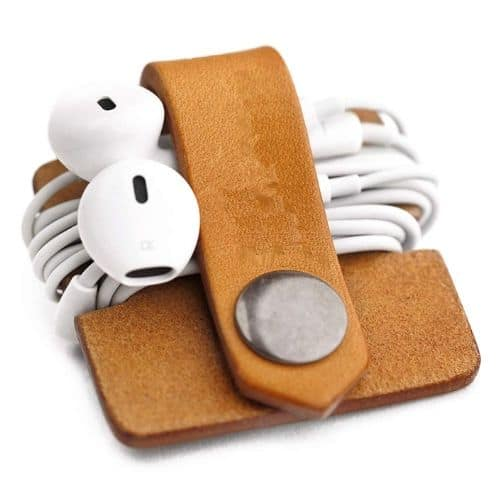 Earbud Holders Earphone Wrap Organizer Winder Cord gift ideas iwantthisandthat2